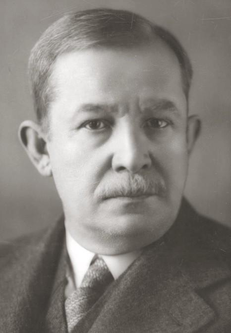 portret Wojciecha Korfantego