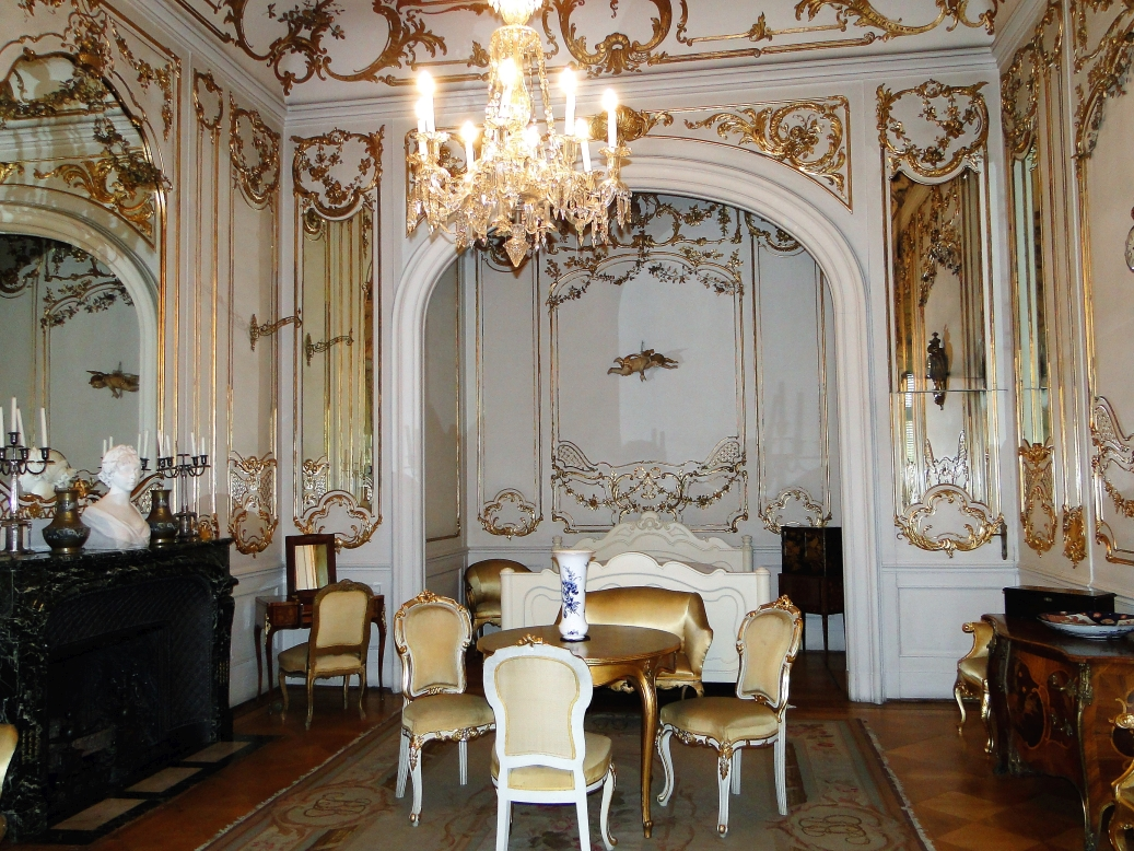 Sypialnia księżnej Daisy